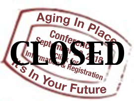 2018 Conference Registration is CLOSED. Click for information.